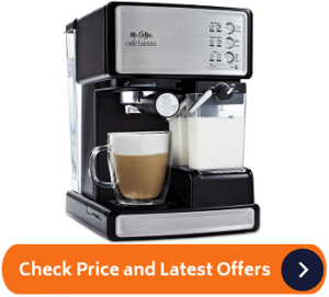 Mr. Coffee Cafe Barista Semi-Automatic