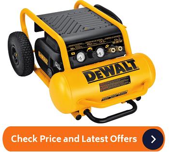 DEWALT D55146 4-1/2-Gallon 225-PSI