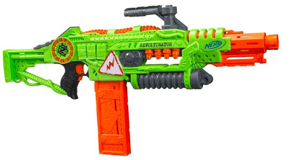 Nerf Revoltinator Zombie Strike